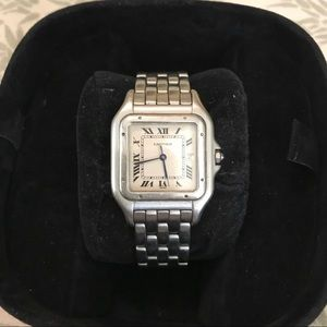 Beautiful WOS Cartier Panthère watch-MUST SELL